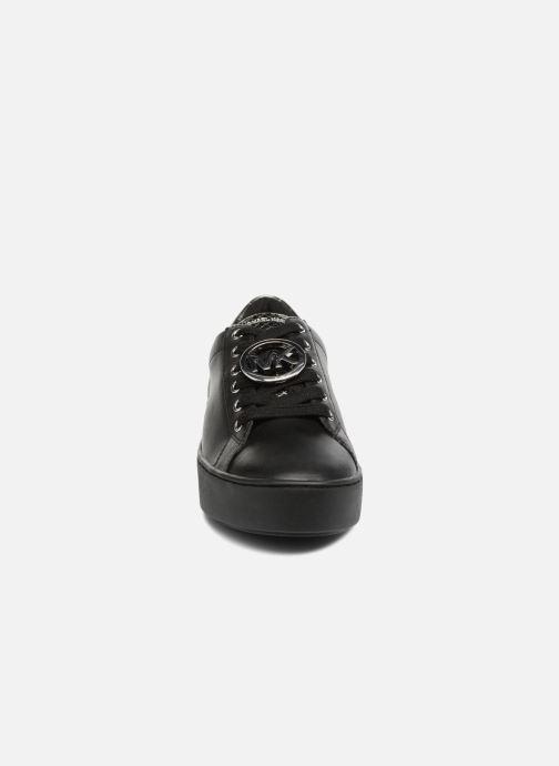 Sneakers Michael Michael Kors Poppy Lace Up Zwart model