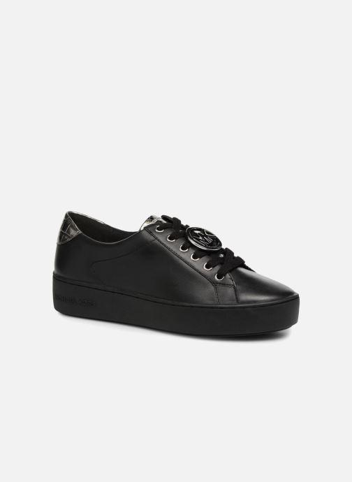 Sneakers Michael Michael Kors Poppy Lace Up Zwart detail
