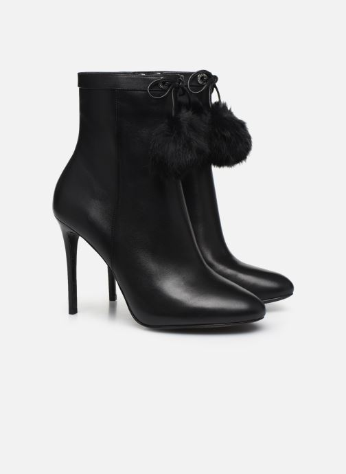 Ankle boots Michael Michael Kors Remi Bootie Black 3/4 view