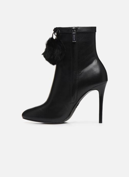 Ankle boots Michael Michael Kors Remi Bootie Black front view