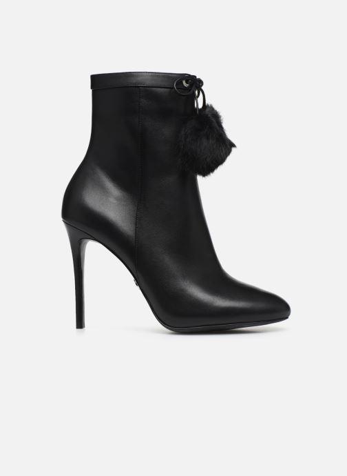 Ankle boots Michael Michael Kors Remi Bootie Black back view
