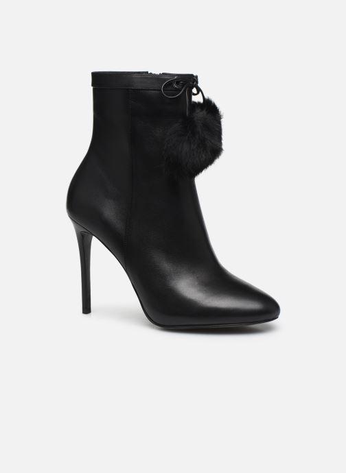 Ankle boots Michael Michael Kors Remi Bootie Black detailed view/ Pair view