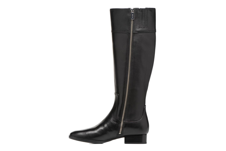 Bottes Michael Michael Kors Harland Boot Noir vue face