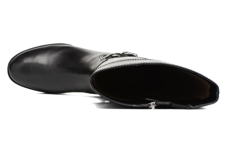 Bottes Michael Michael Kors Harland Boot Noir vue gauche