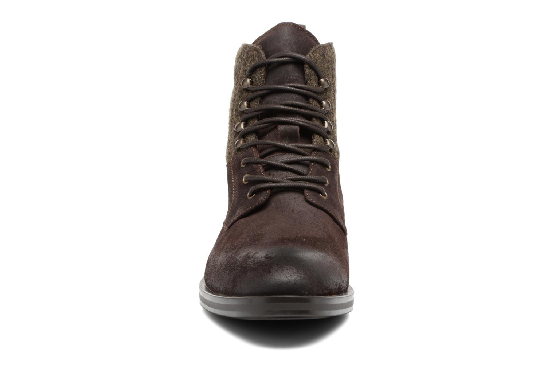 Boots en enkellaarsjes Heyraud FRITZ Bruin model