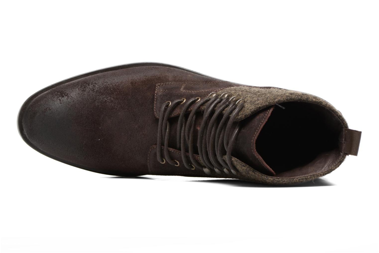 Boots en enkellaarsjes Heyraud FRITZ Bruin links