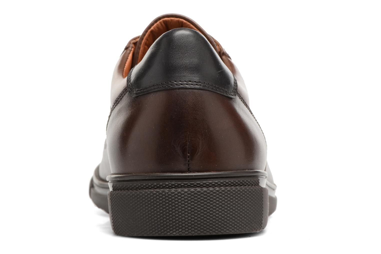 Sneakers Heyraud FARELL Bruin rechts