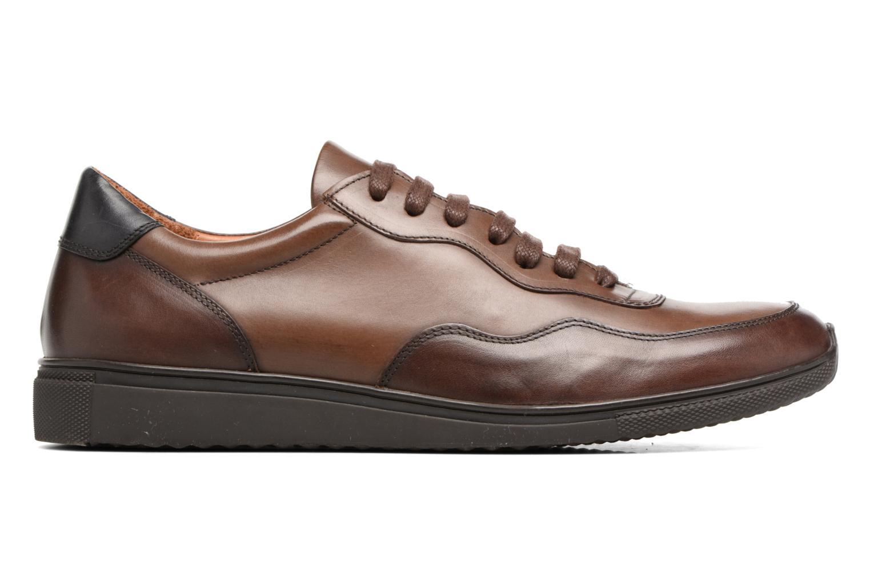 Sneakers Heyraud FARELL Bruin achterkant