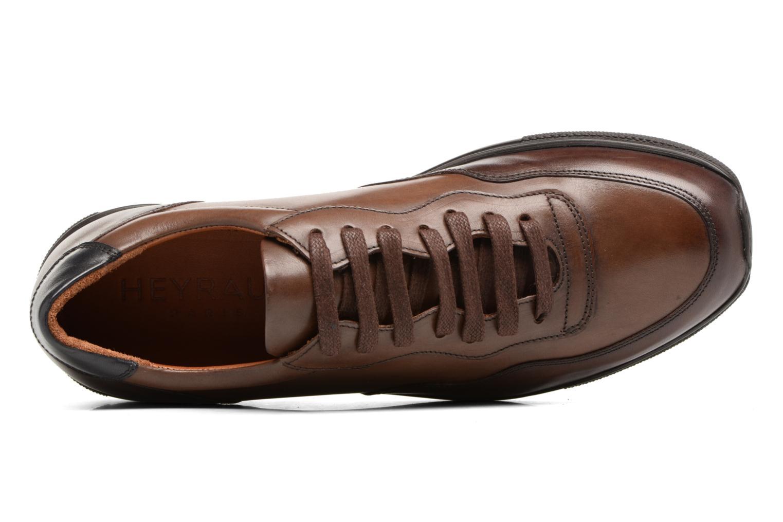 Sneakers Heyraud FARELL Bruin links