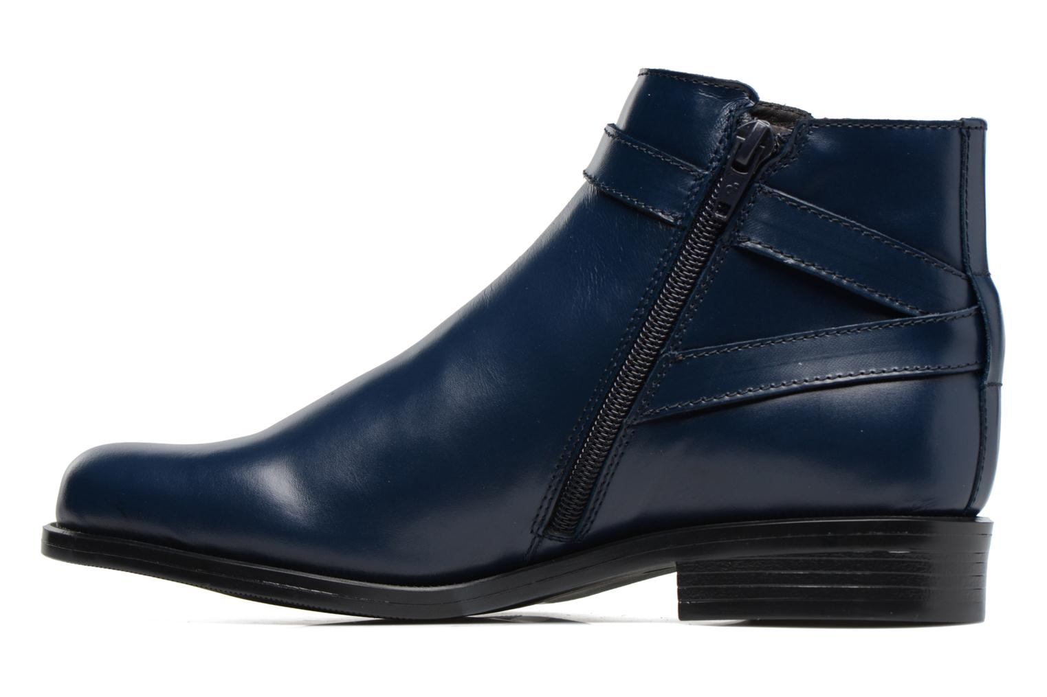 Ankle boots PintoDiBlu Nina Blue front view