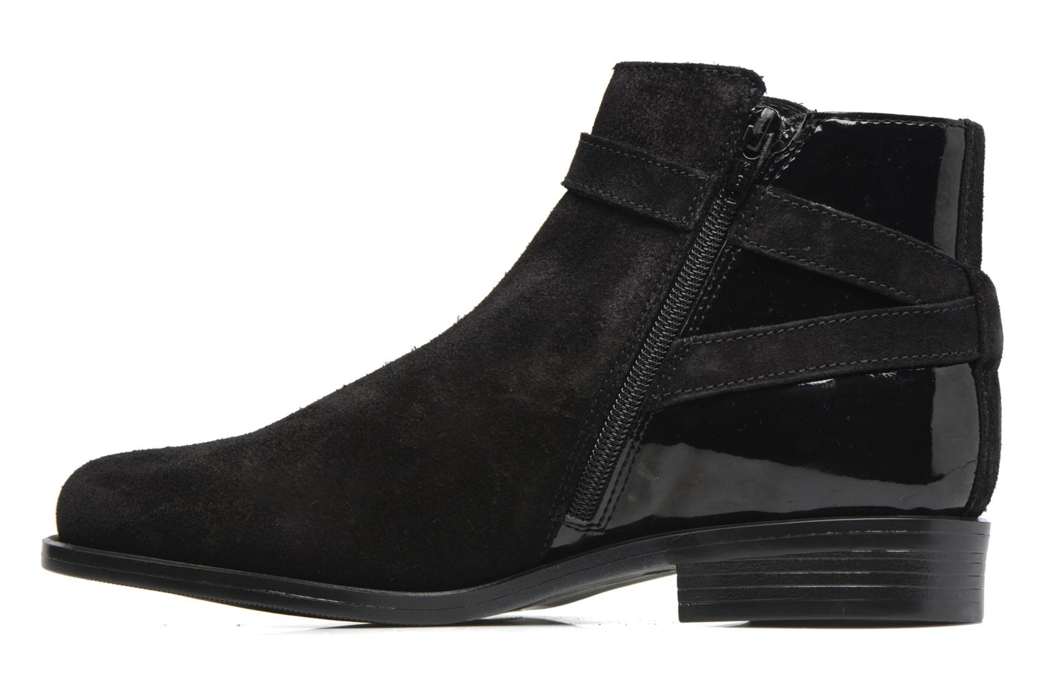 Ankle boots PintoDiBlu Nina Black front view
