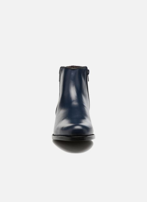 Bottines et boots PintoDiBlu Andreala Bleu vue portées chaussures