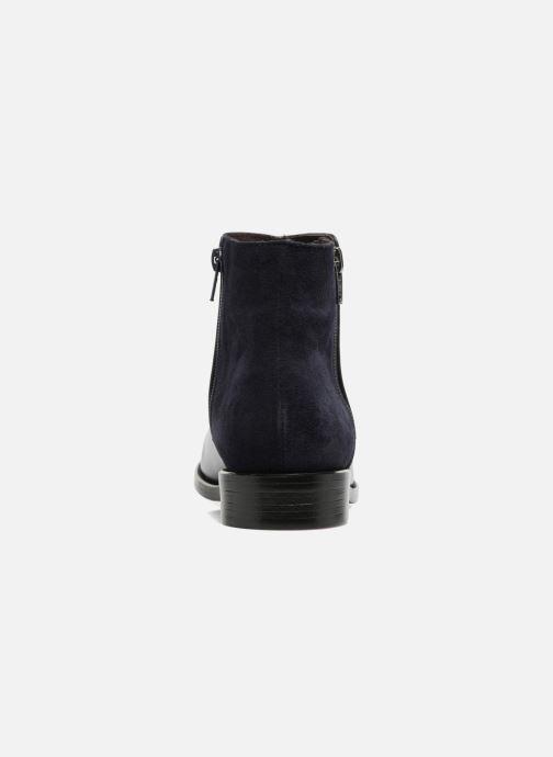 Bottines et boots PintoDiBlu Andreala Bleu vue droite