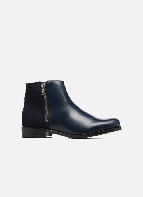 Bottines et boots PintoDiBlu Andreala Bleu vue derrière