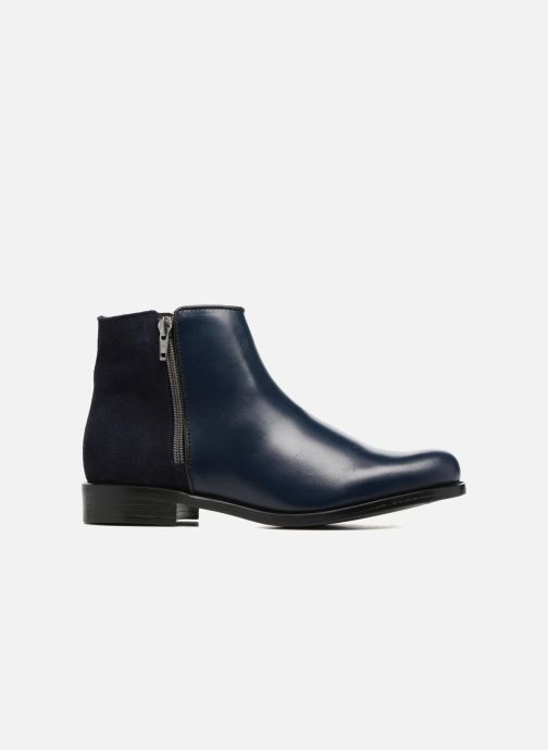 Ankle boots PintoDiBlu Andreala Blue back view