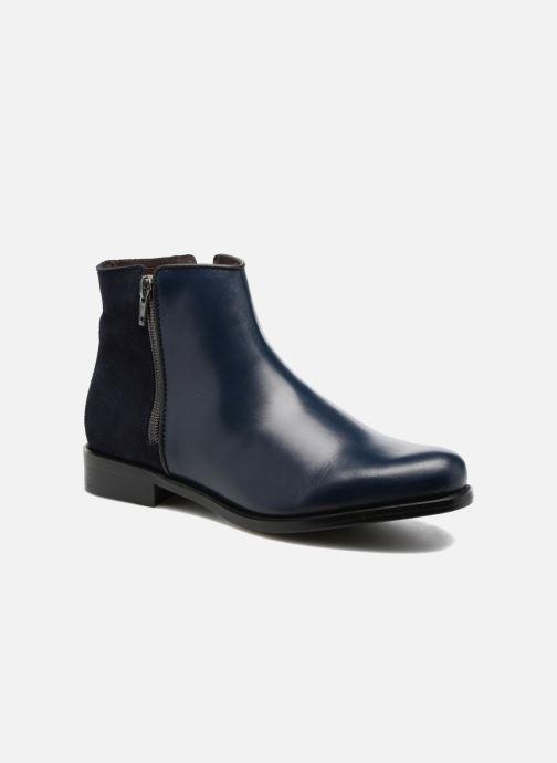 Bottines et boots PintoDiBlu Andreala Bleu vue détail/paire