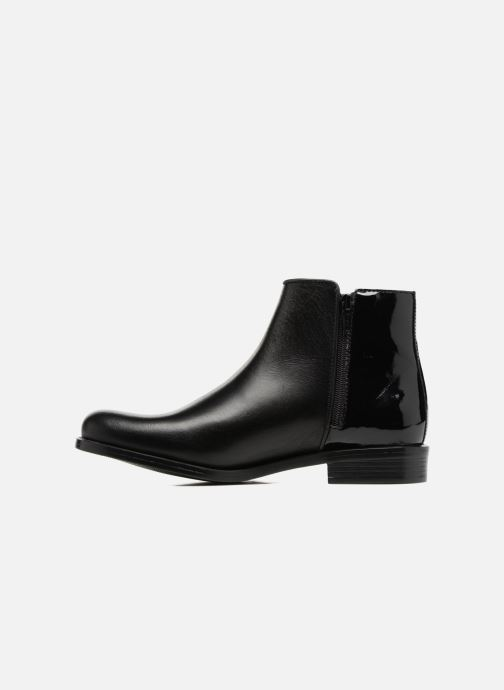 Ankle boots PintoDiBlu Andreala Black front view