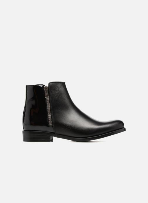 Ankle boots PintoDiBlu Andreala Black back view