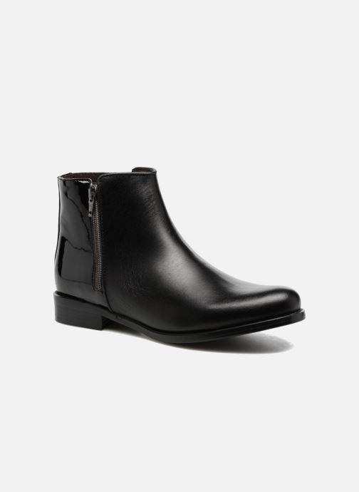 Ankle boots PintoDiBlu Andreala Black detailed view/ Pair view