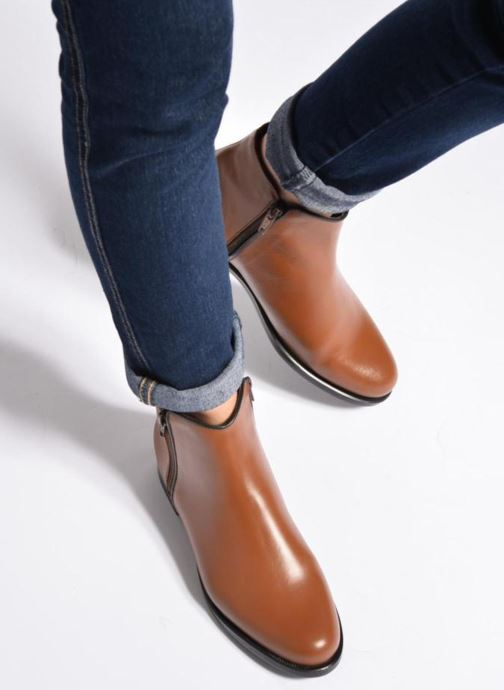 MarronNoir Pintodiblu Andreala Et Boots Bottines 76fyvIYgb
