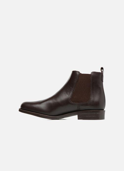 Boots en enkellaarsjes PintoDiBlu Coralina Bruin voorkant