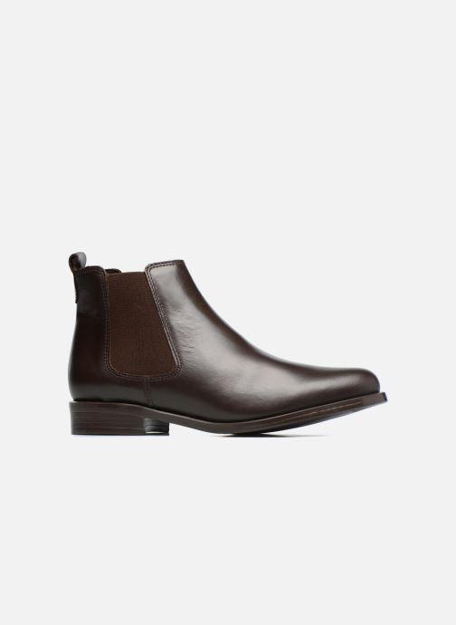 Boots en enkellaarsjes PintoDiBlu Coralina Bruin achterkant
