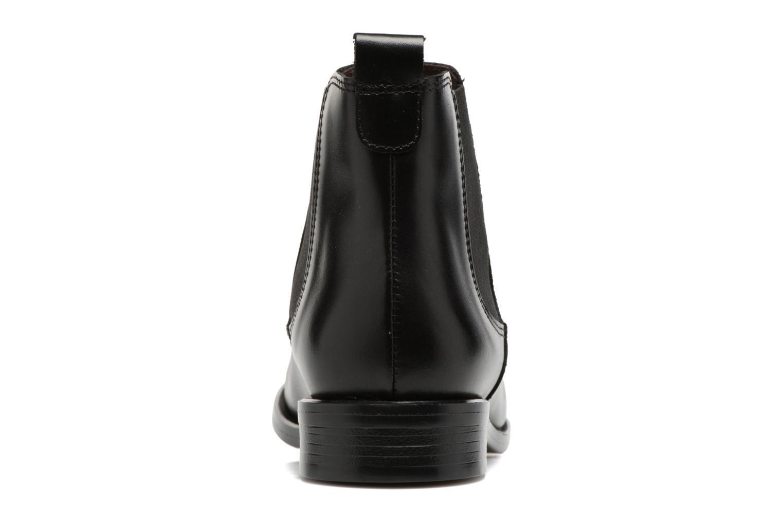 Bottines et boots PintoDiBlu Coralina Noir vue droite