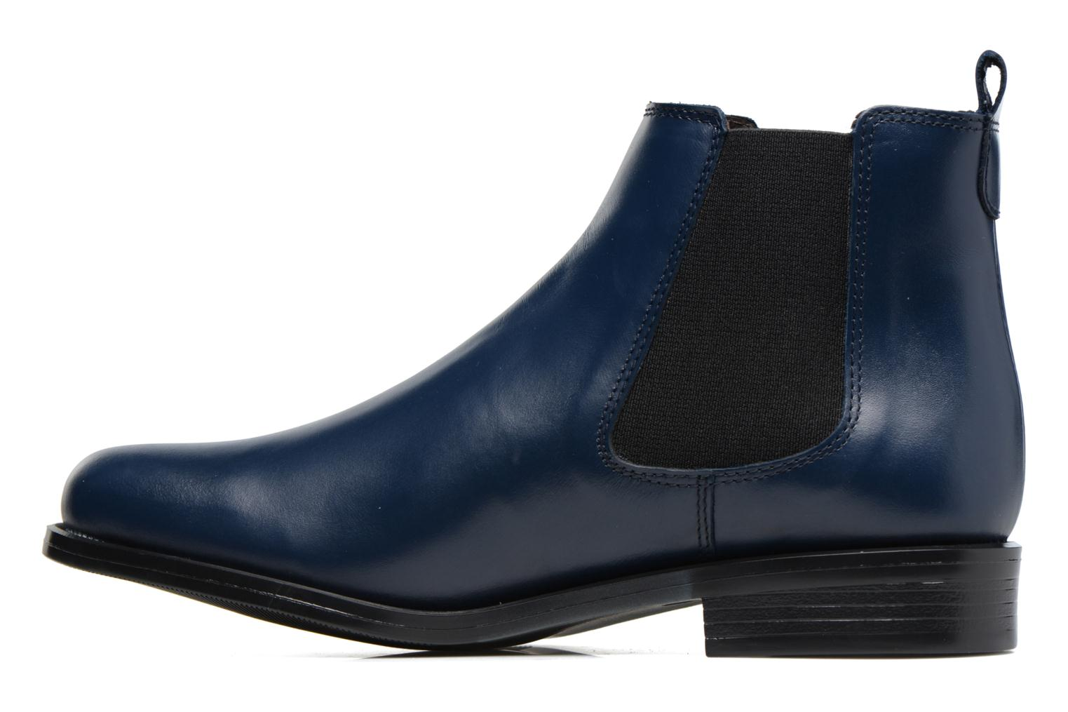 Ankle boots PintoDiBlu Coralina Blue front view