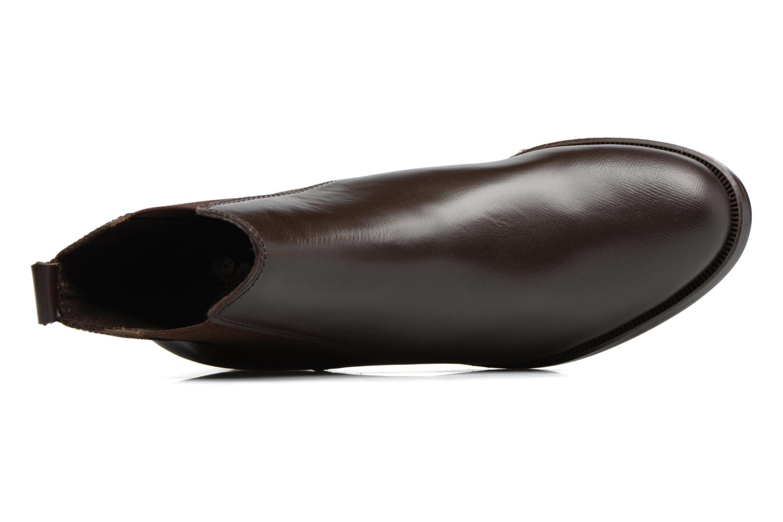 Bottines et boots PintoDiBlu Coralina Marron vue gauche