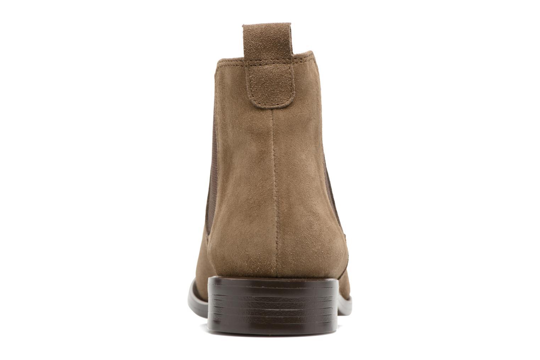 Bottines et boots PintoDiBlu Coralina Marron vue droite