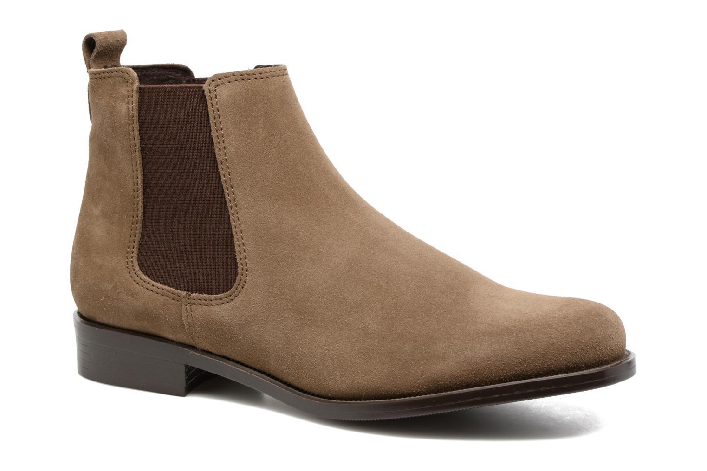 Bottines et boots PintoDiBlu Coralina Marron vue détail/paire