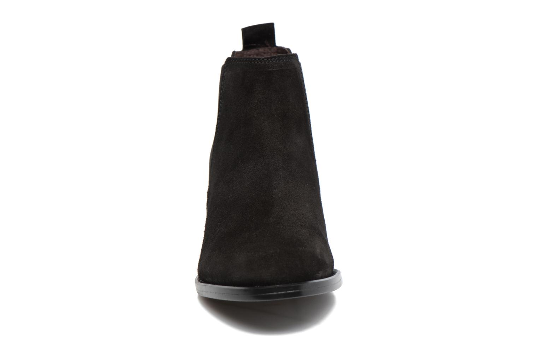 Bottines et boots PintoDiBlu Coralina Noir vue portées chaussures