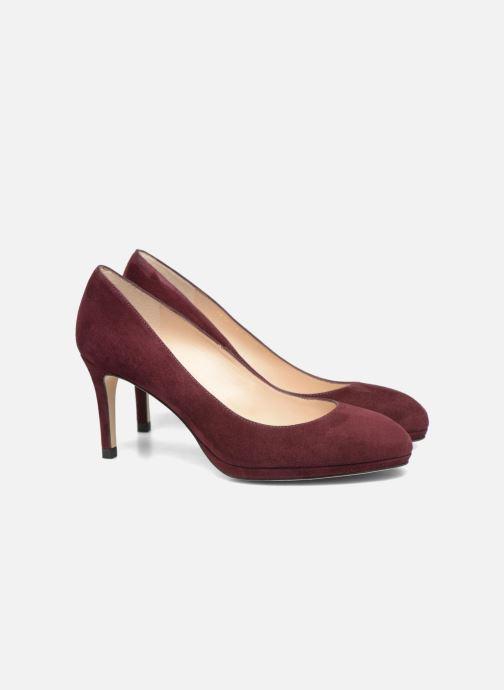 Zapatos de tacón L.K. Bennett New Sybila Vino vista 3/4
