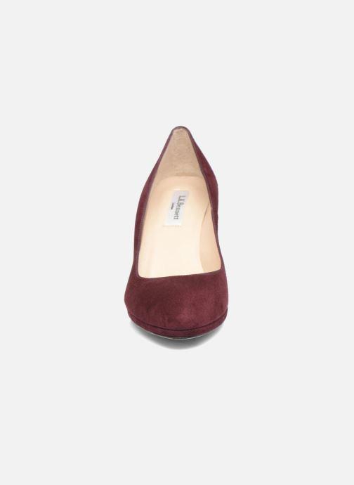 Zapatos de tacón L.K. Bennett New Sybila Vino vista del modelo