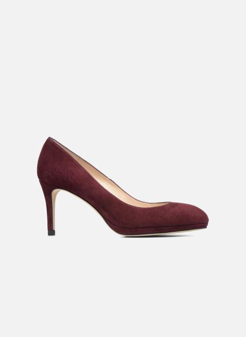 Zapatos de tacón L.K. Bennett New Sybila Vino vistra trasera