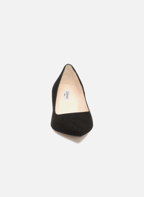 Escarpins L.K. Bennett Annabelle Noir vue portées chaussures