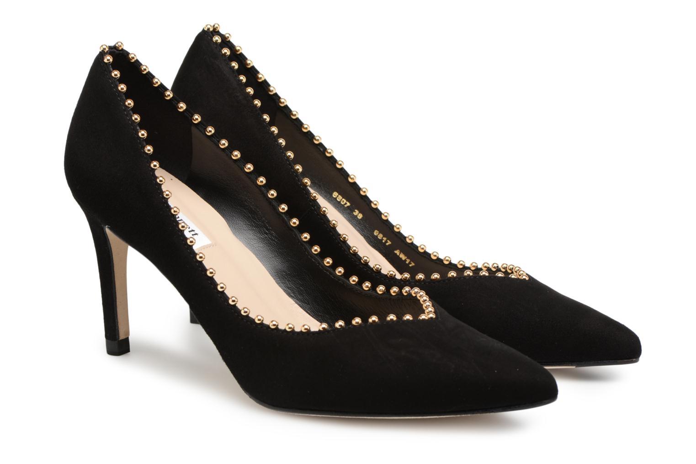 High heels L.K. Bennett Fifi Black 3/4 view