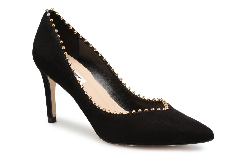 High heels L.K. Bennett Fifi Black detailed view/ Pair view