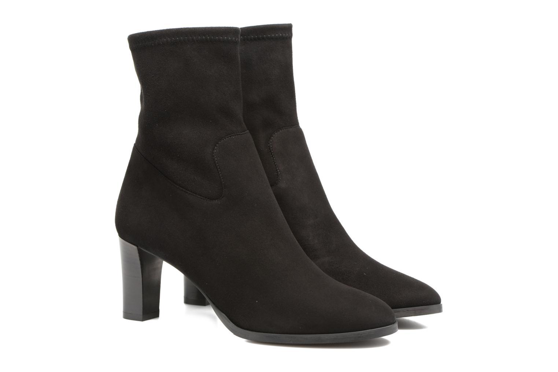 Bottines et boots L.K. Bennett Kayla Noir vue 3/4
