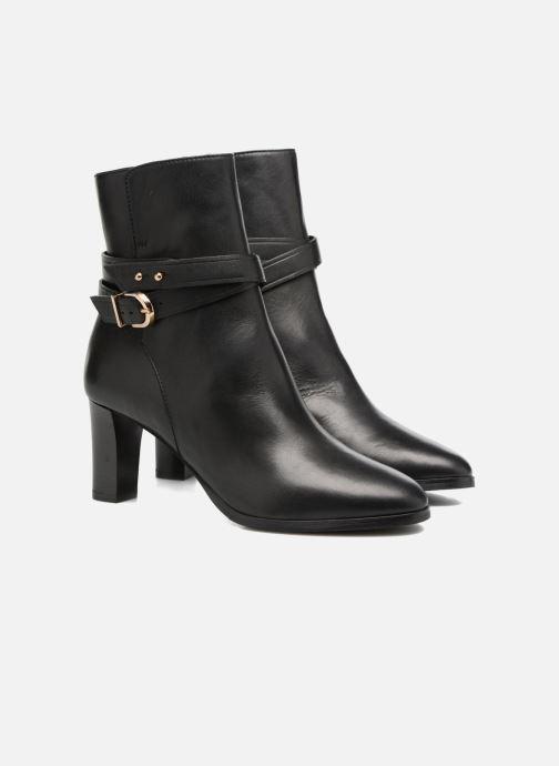 Bottines et boots L.K. Bennett Josie Noir vue 3/4
