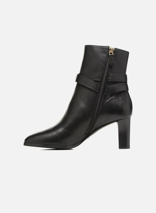 Bottines et boots L.K. Bennett Josie Noir vue face