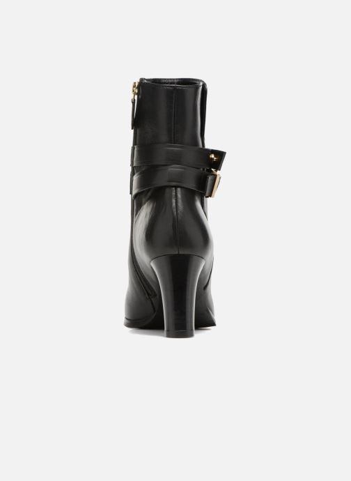 Bottines et boots L.K. Bennett Josie Noir vue droite