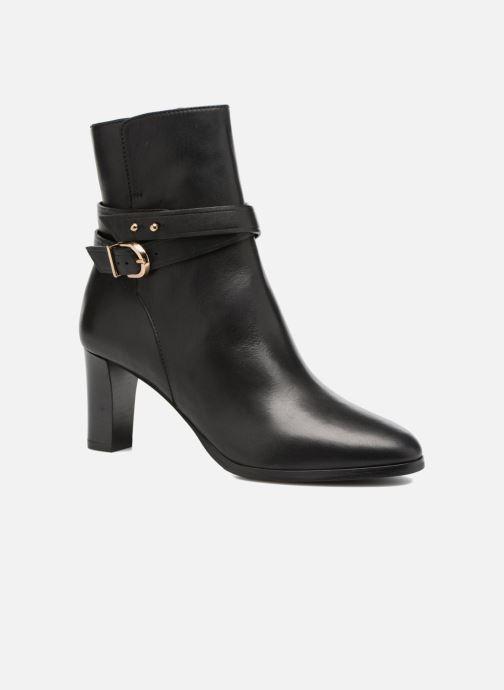 Bottines et boots L.K. Bennett Josie Noir vue détail/paire