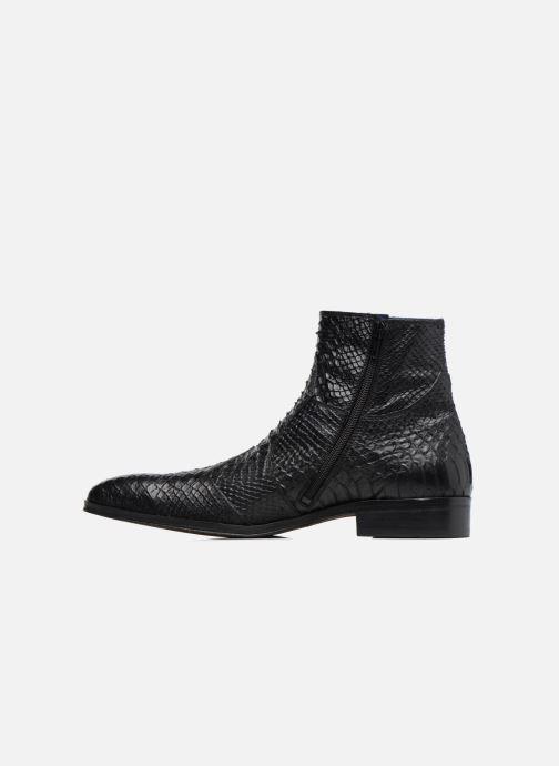 Bottines et boots Brett & Sons Adrien Noir vue face