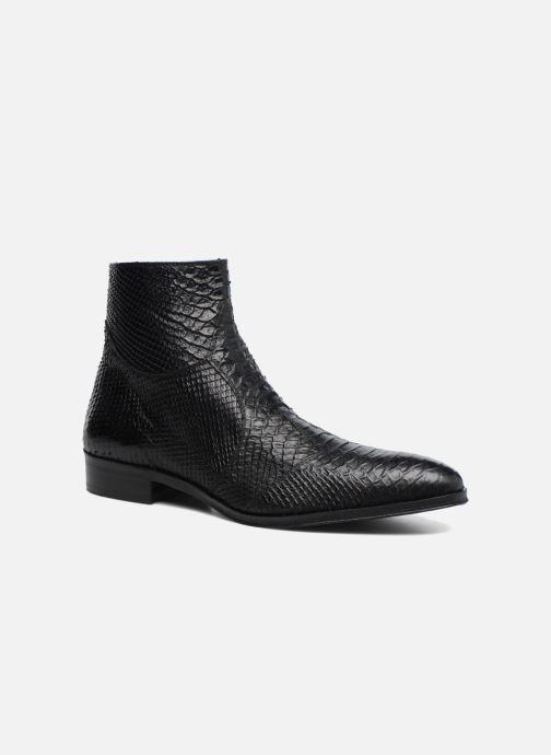 Bottines et boots Brett & Sons Adrien Noir vue détail/paire