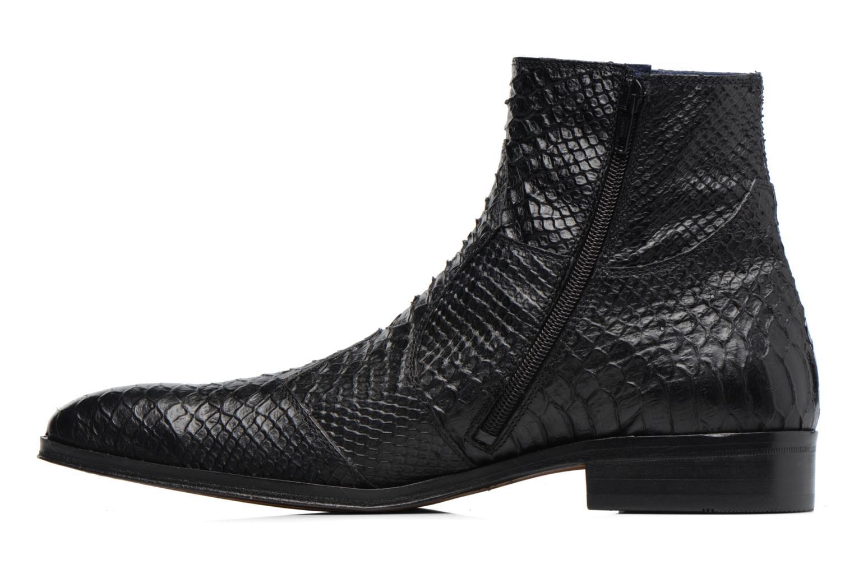 Boots en enkellaarsjes Brett & Sons Adrien Zwart voorkant