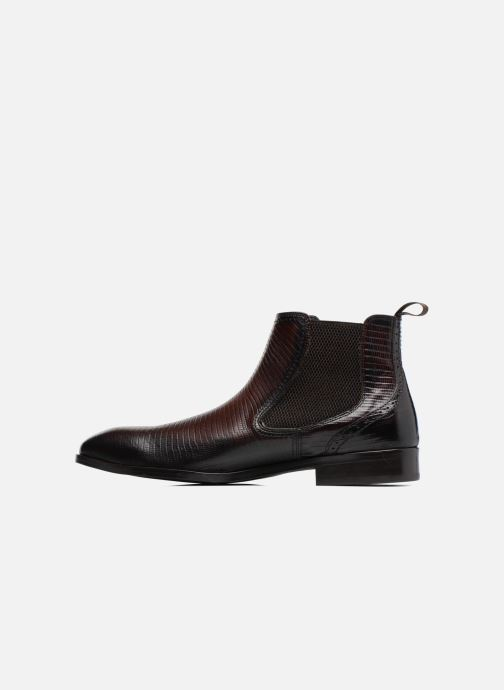Bottines et boots Brett & Sons Théo Marron vue face