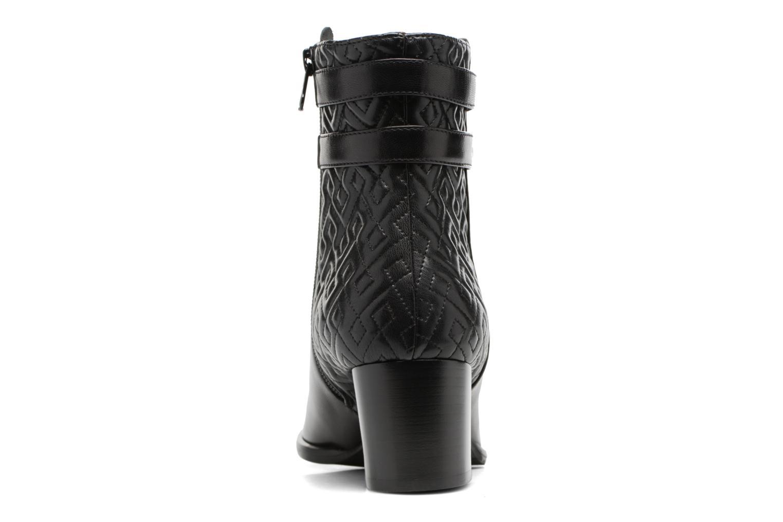 Bottines et boots Heyraud FILIPINE Noir vue droite