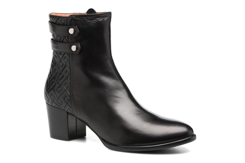 Bottines et boots Heyraud FILIPINE Noir vue détail/paire
