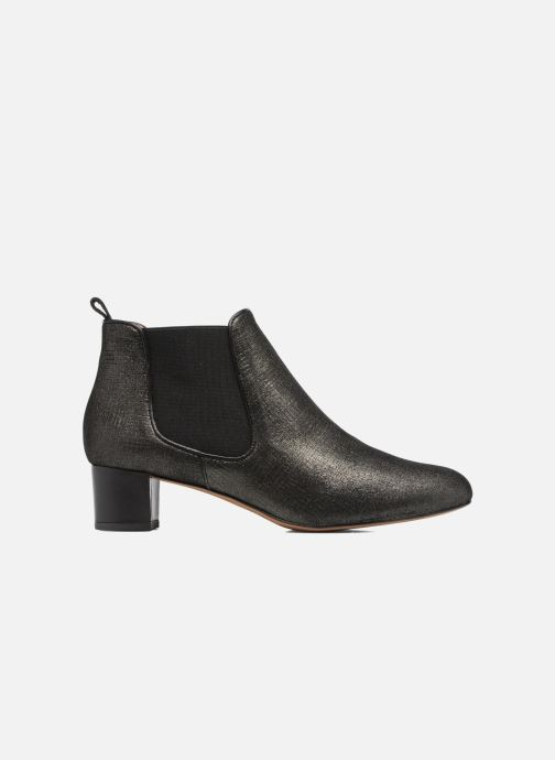 Ankle boots Heyraud SOLANTA Black back view